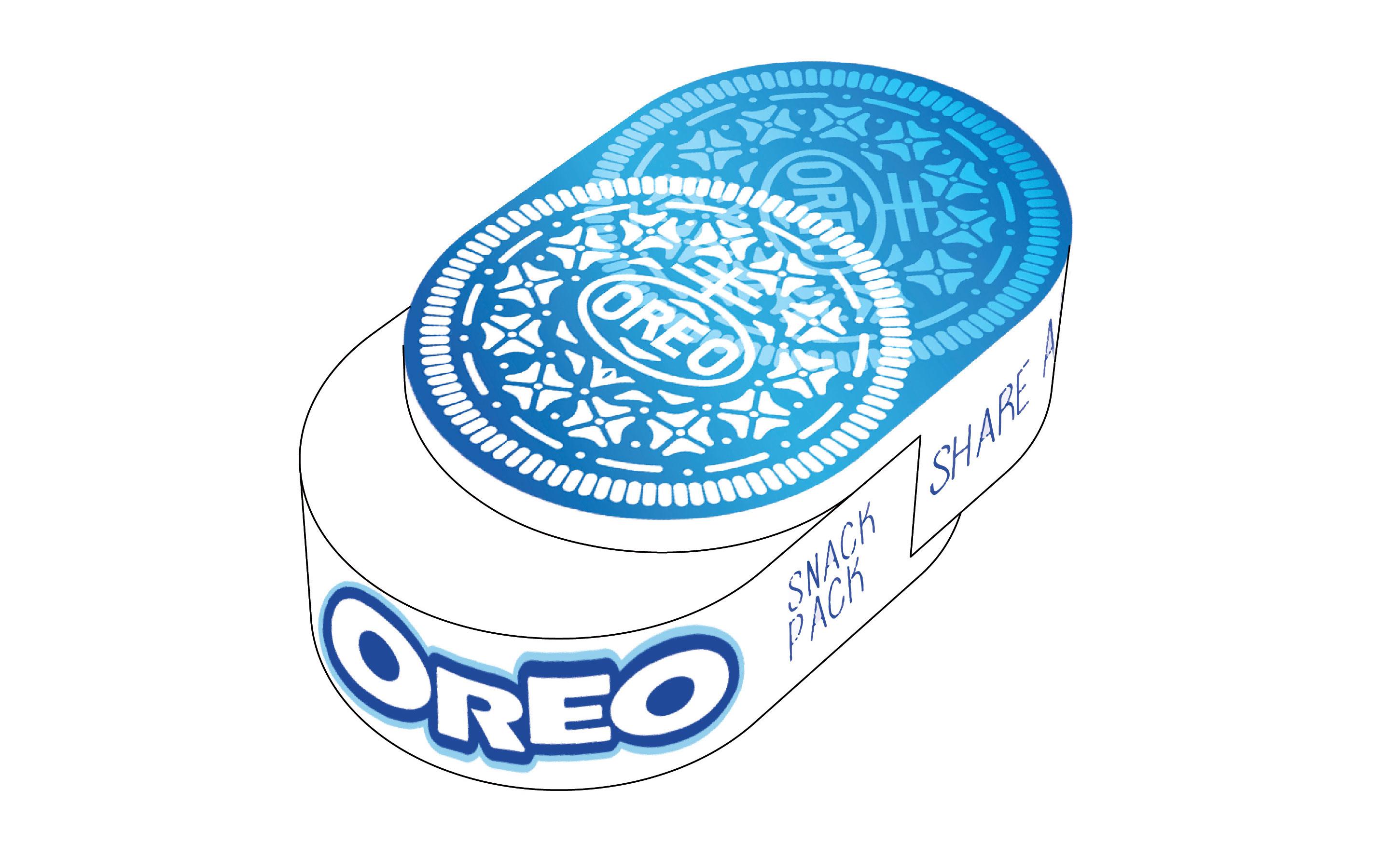 Oreo Snack Pack
